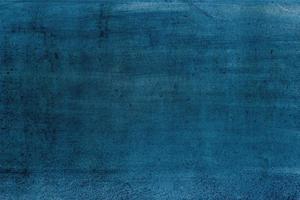 blaue grungy Textur foto