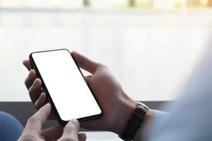Telefonbildschirm nachahmen foto