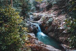 Wasserfall im Süden von Osaka