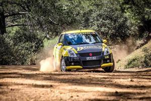 Zypern 2016 - 39. Venus-Rallye im Panagia-Wald, Paphos-Distrikt