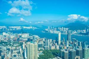Hong Kong Stadtbild, China