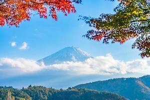 mt. Fuji in Yamanashi, Japan