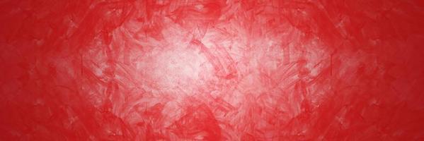 roter Zement oder Betonwand für Hintergrund oder Textur foto
