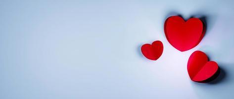Valentinstag Jubiläumsereignis Feier Konzept foto