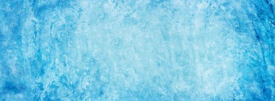 blauer Zement oder Betonwand für Hintergrund oder Textur foto