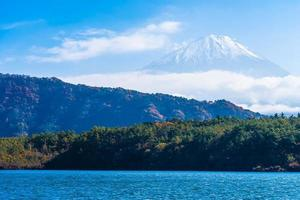 Landschaft bei mt. Fuji, Yamanashi, Japan