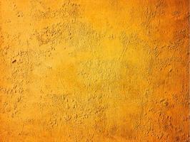 gelbe Wandbeschaffenheit foto