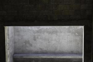 Loft im minimalistischen Stil