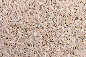 Pinnwand Textur Hintergrund, recycelte komprimierte Holzoberfläche foto