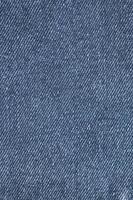 dunkelblaue Jeans schließen vertikal foto