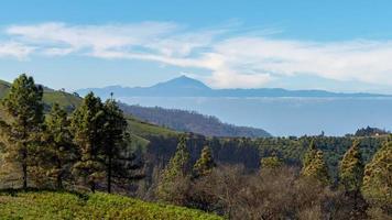 Berge der Gran Canaria Insel foto