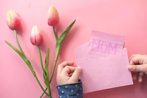 Muttertagskonzept foto