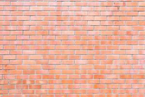 Backsteinmauer Muster Textur Hintergrund foto