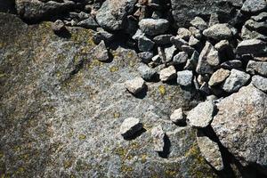 Granitfelsen foto