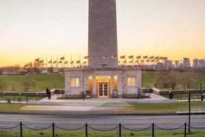 Washington Denkmal in Washington, DC