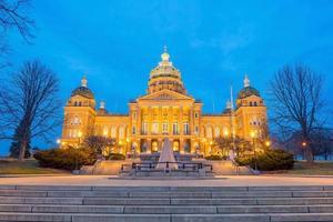 Landeshauptstadt in Des Moines, Iowa
