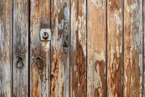 rustikales braunes Holz foto