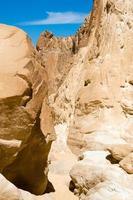 Berge in der Wüste foto