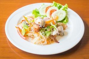 thailändischer würziger Salat