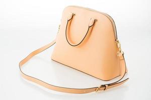 schöne Eleganz und Luxusmode Frauentasche foto