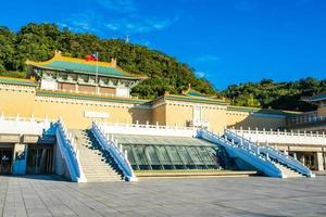 Taipei National Palace Museum in Taiwan