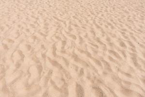 leere Sandtexturen foto