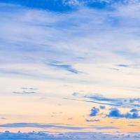 Wolke am Himmel