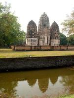 Thailand 2013 - Sukhothai historischer Park foto