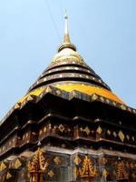 Lampang, Thailand 2013 - Wat Phra, der Lampang Luang Tempel foto
