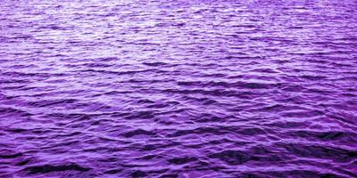 Trending lila Wellen Textur Hintergrund foto