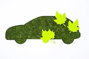 umweltfreundliches Recyclingkonzept foto