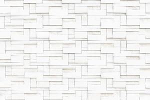 weiße Backsteinmauer Texturen Hintergrund foto