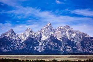Grand Teton Nationalpark foto