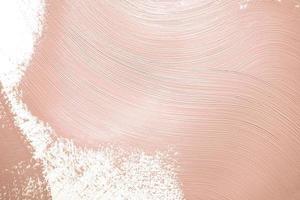 sanfter rosa Pinselstrichhintergrund foto