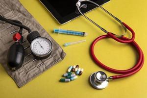 medizinische Instrumente für Ärzte foto