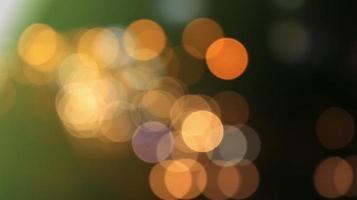 Hintergrund Bokeh Kreis abstrakt foto