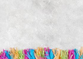 Partydekorationen Hintergrund foto