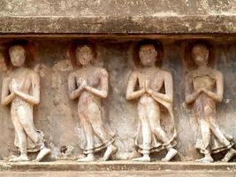 Sukhothai historischen Park Thailand foto