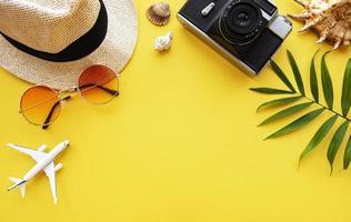 Reise- und Urlaubskonzept foto