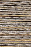 die raue metallische Oberflächentextur foto