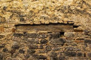 alte Steinmauer foto