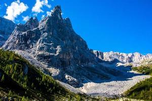 die Dolomiten um Cortina d'ampezzo foto