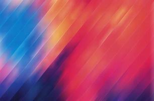 die abstrakte Linie und der bunte Bewegungshintergrund foto