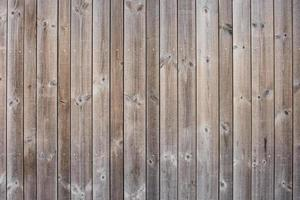 Holzbraune Planke verwitterte Textur Hintergrund foto