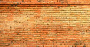 die Backsteinmauer Muster Textur Hintergrund foto