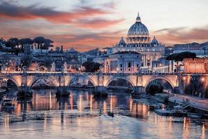 St. Peter Basilika in Rom foto