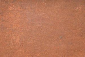 rostiges Metall Textur Hintergrund Grunge Rost Blech foto
