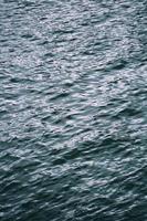 Wasserreflexion strukturierter Hintergrund foto