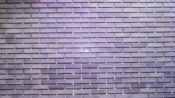 Muster der grauen Natursteinmauer foto