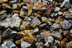 Granitfelsen Nahaufnahme foto